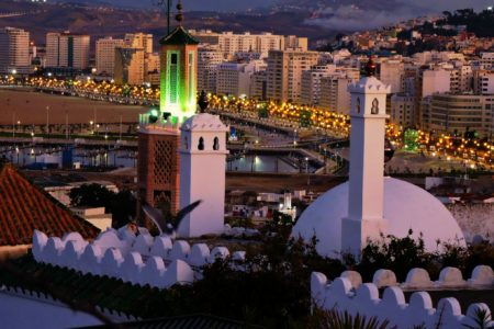 Tangier the city
