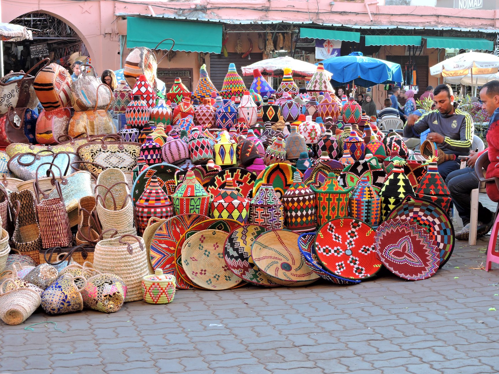 From Marrakech to Small Zagora Desert