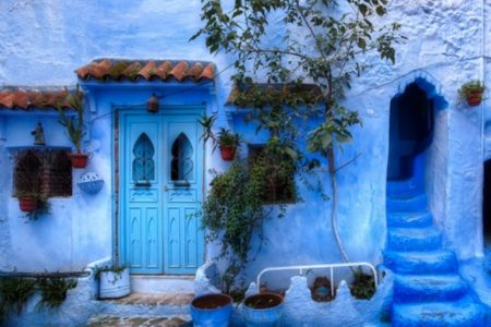Chefchaouen the city