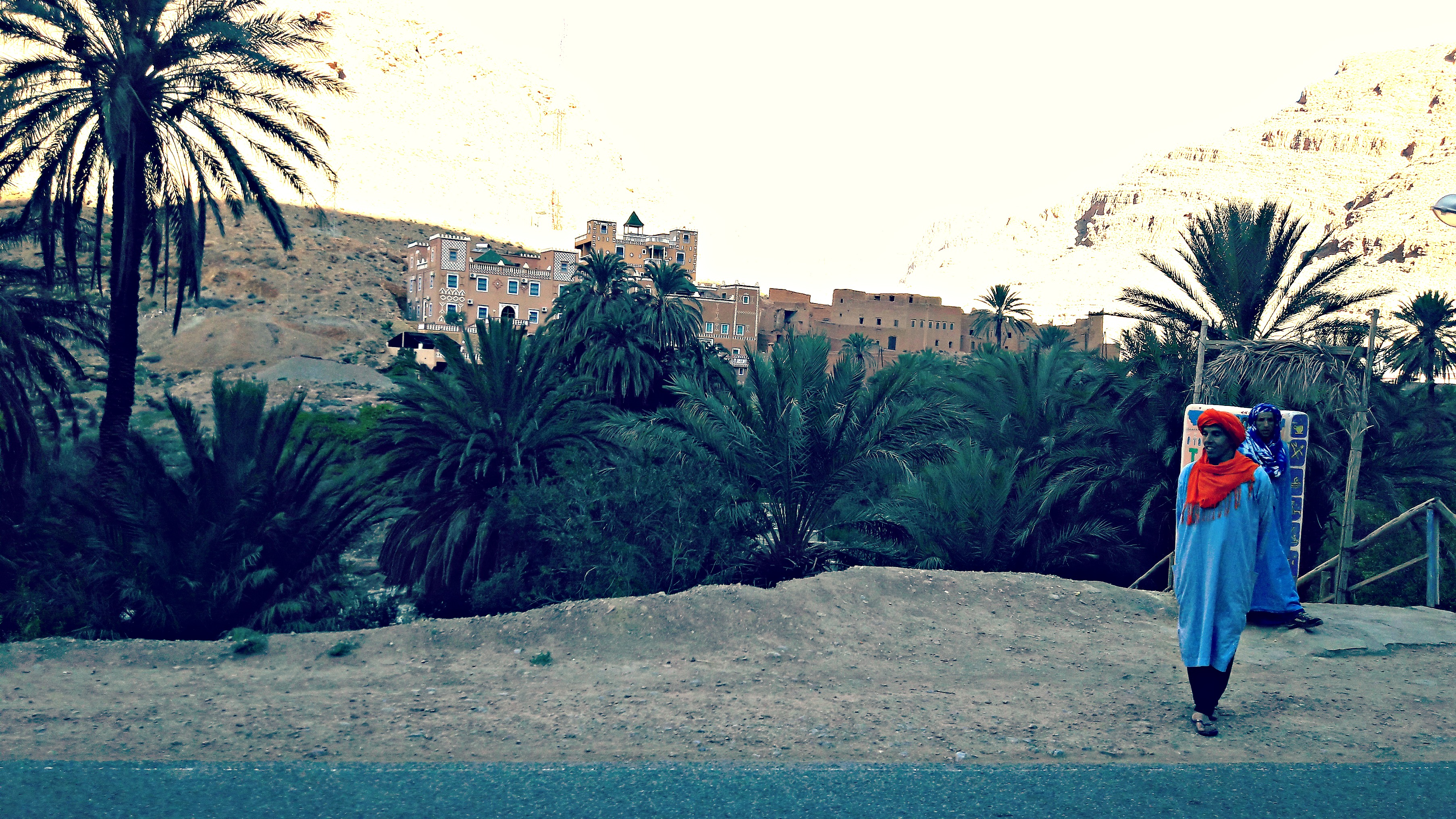 From Marrakech to Sahara Desert and Fes