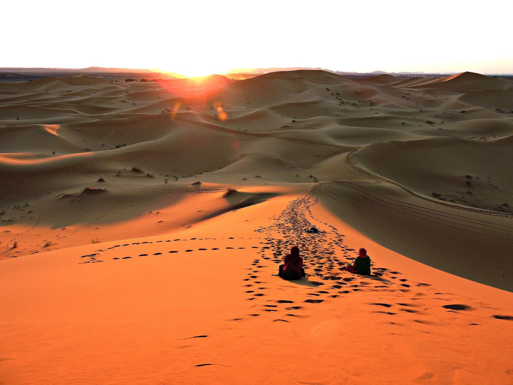From Marrakech to the Erg Chebbi Desert