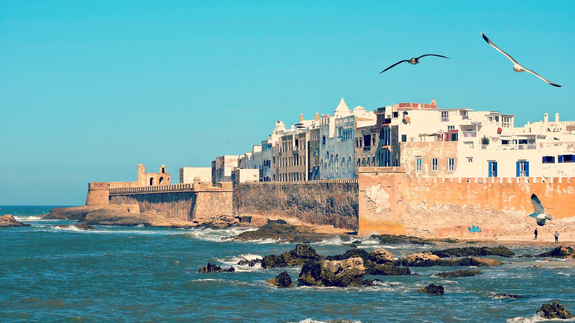 From Marrakech to Essaouira Mogador